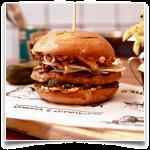 Buikspekburger